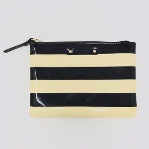 Kate Spade York Street Mini Pouch Wallet Stripe